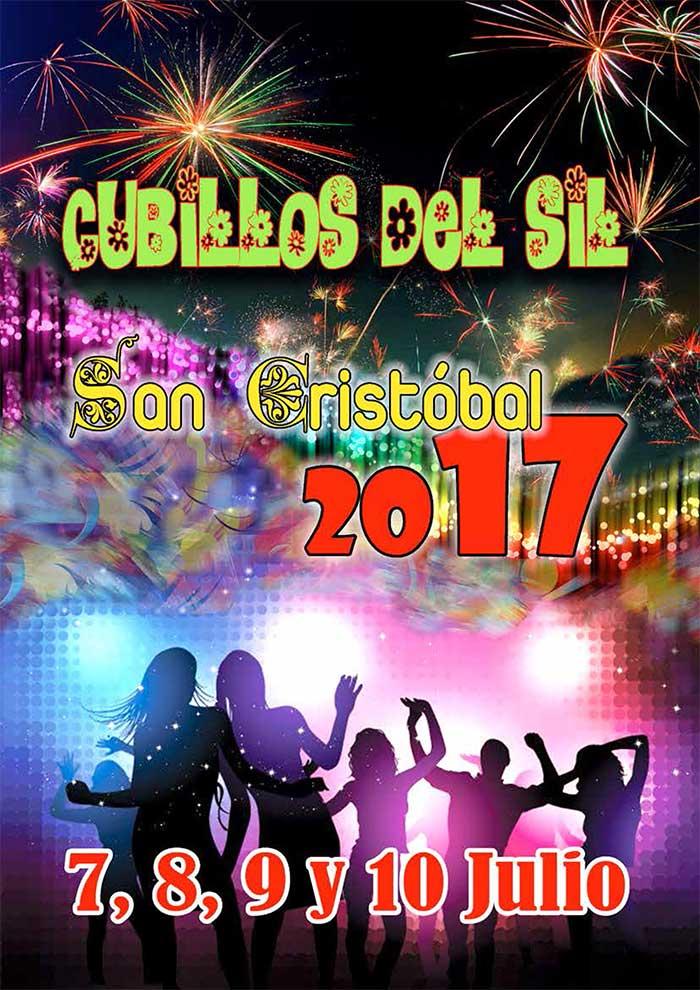 Fiestas de San Cristobal 2017 en Cubillos del Sil 2