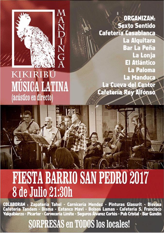 Fiestas en el Barrio de San Pedro de Ponferrada 2