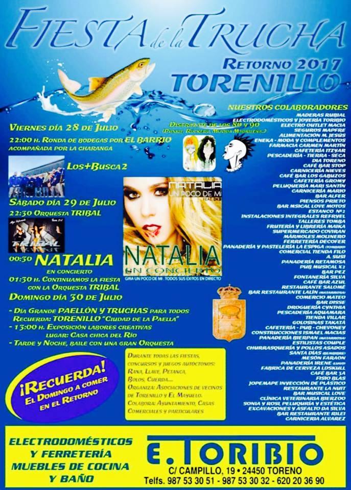 Fiesta de la Trucha 2017 en Torenillo 2