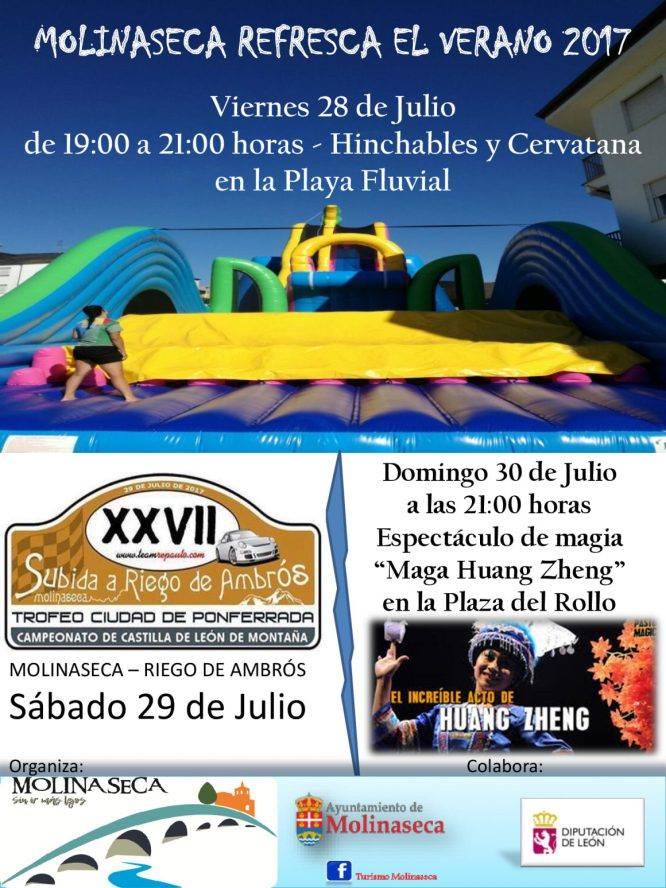 Planes en el Bierzo para el fin de semana. 28 al 30 de julio 5