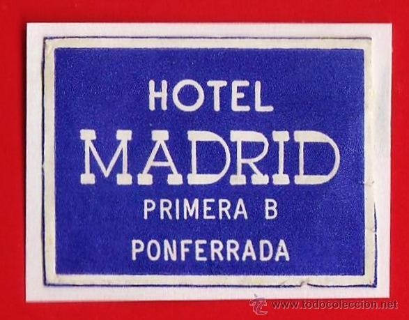 El Hotel Madrid de Ponferrada cierra sus puertas tras 75 años de historia 20