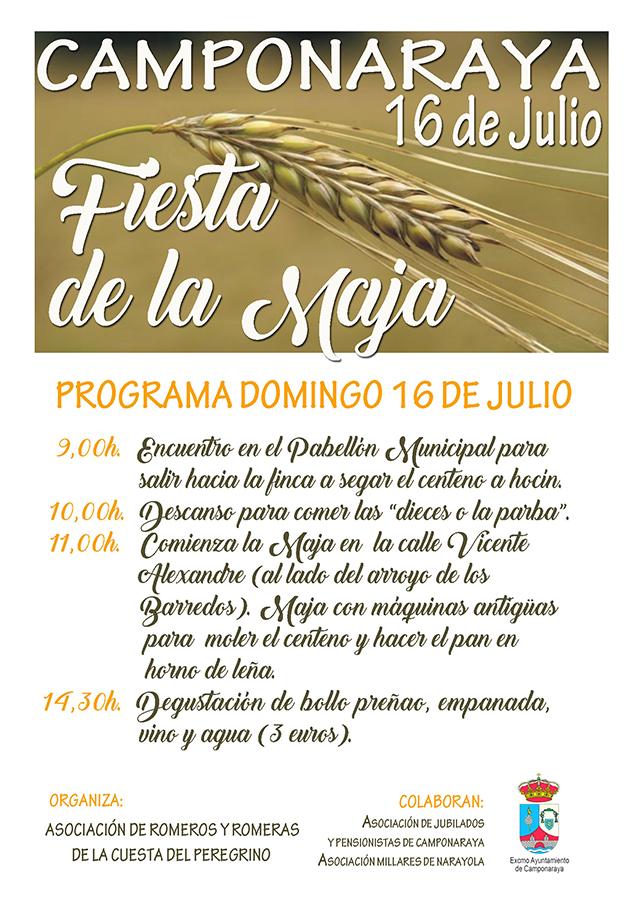 Fiesta de la Maja en Camponaraya 2