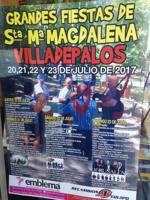 Planes en El Bierzo para el fin de semana. 21 al 23 de julio 2017 6