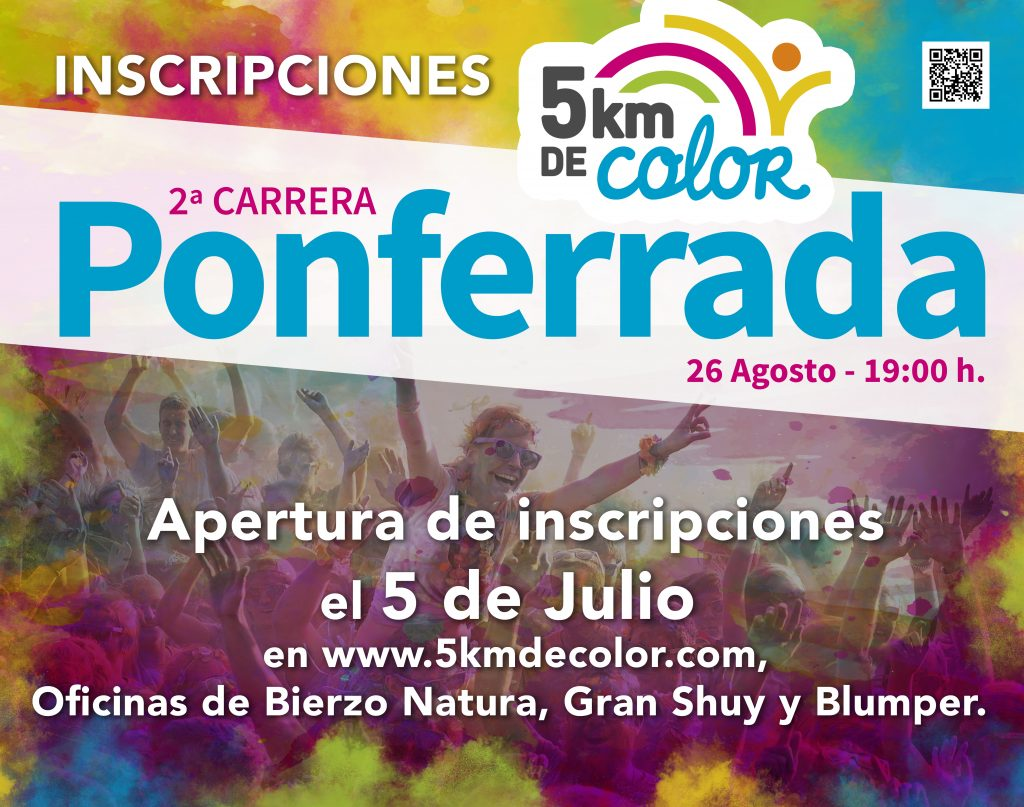 Carrera 5Km de color