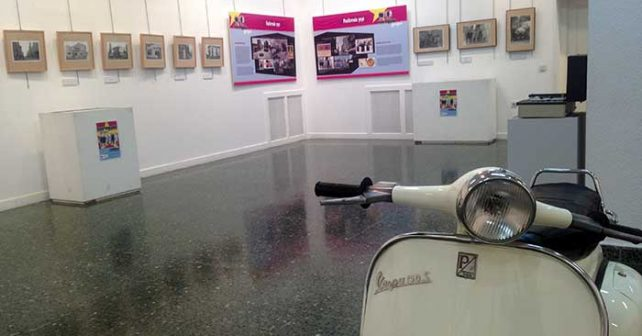 Exposición Ponferrada YeYe 2