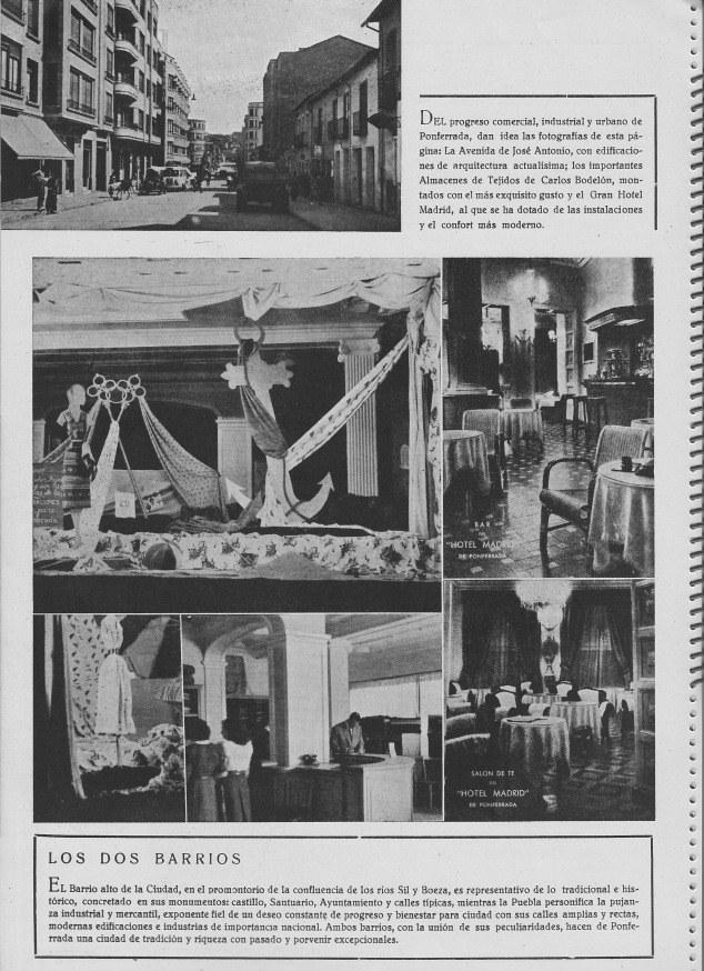 El Hotel Madrid de Ponferrada cierra sus puertas tras 75 años de historia 5