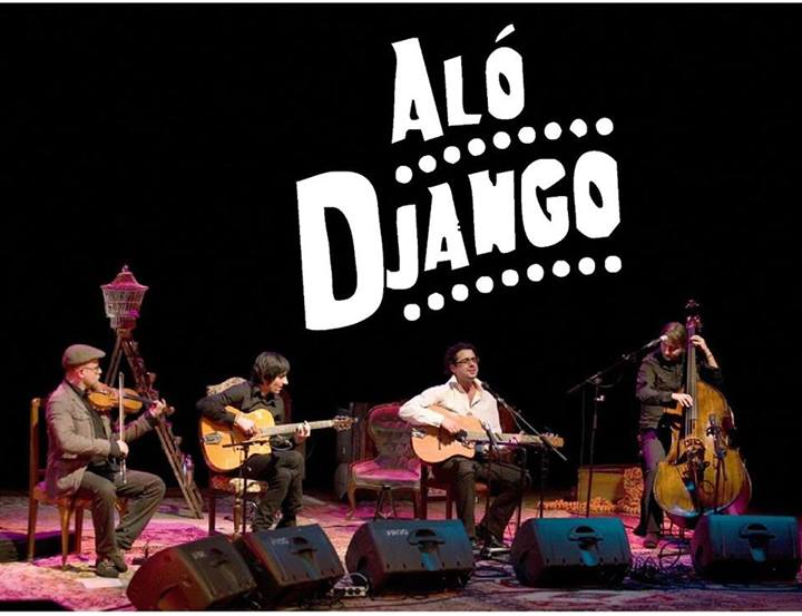 Concierto: Aló Django