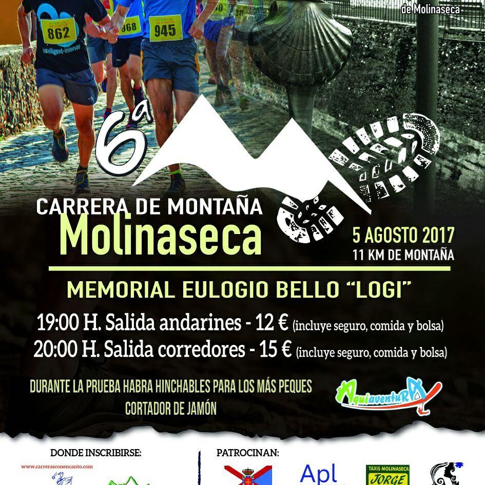 6ª Carrera de montaña Molinaseca