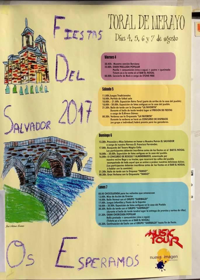 Planes para el fin de semana en el Bierzo. 4 al 6 de agosto 2017 4