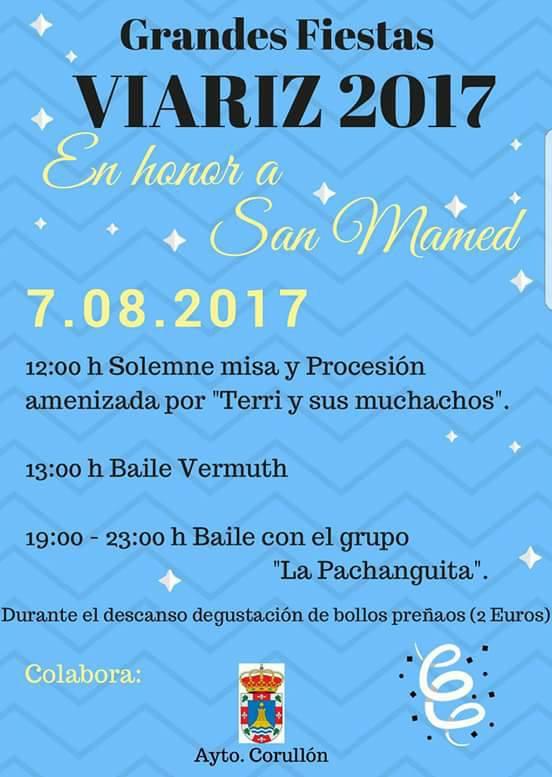 Fiestas en Viariz