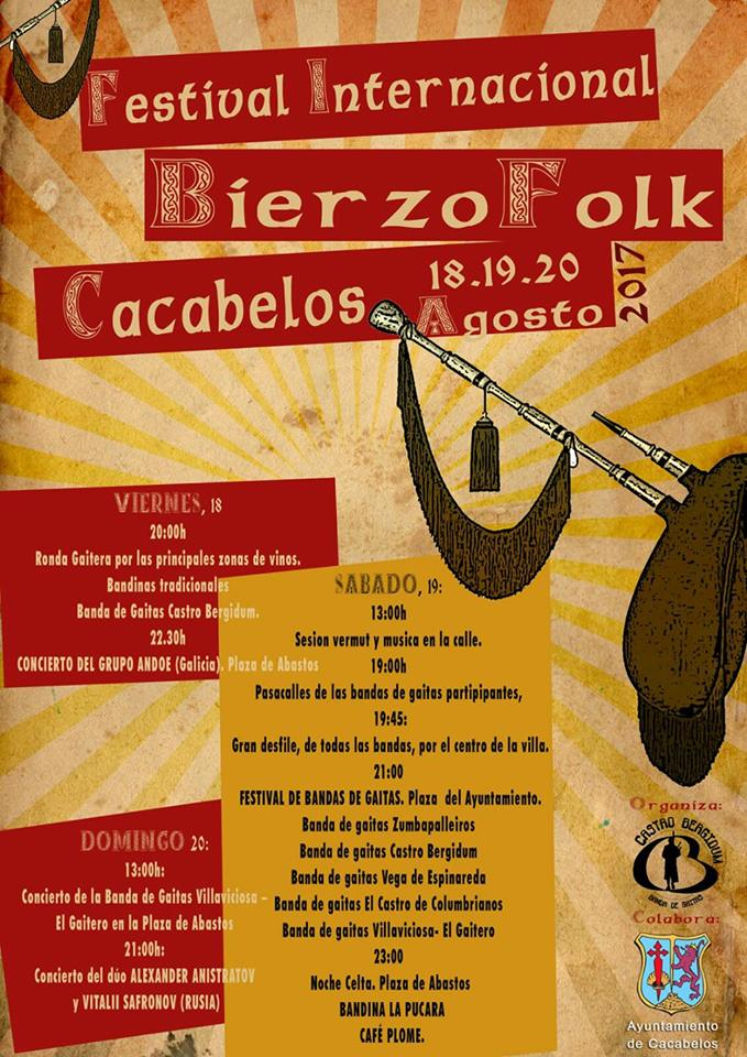 Festival Internacional Bierzo Folk