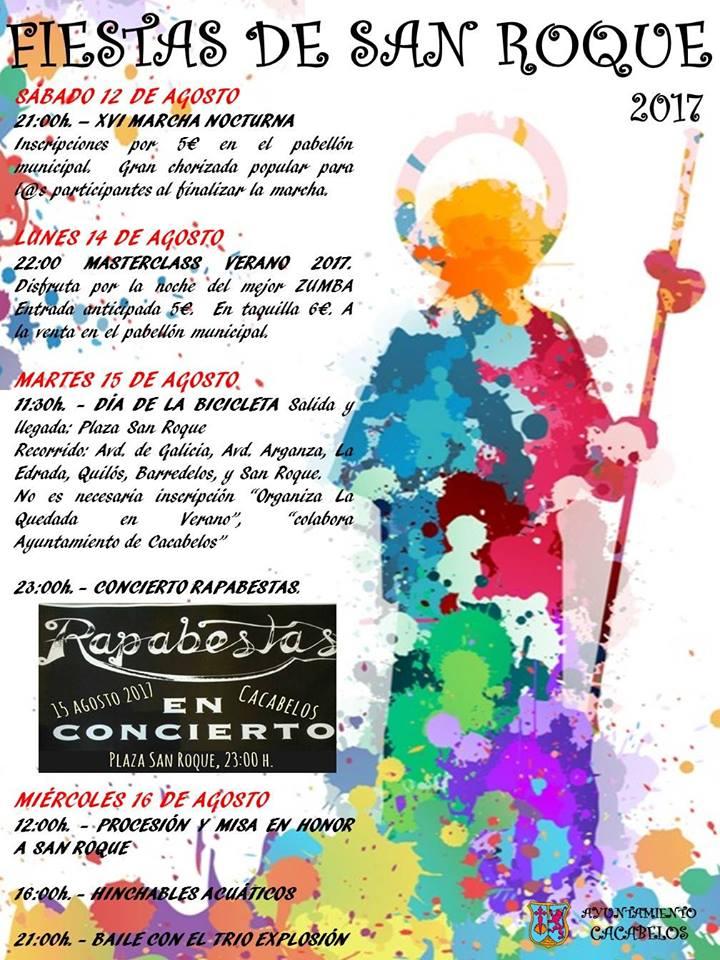 Fiestas de San Roque 2017 2