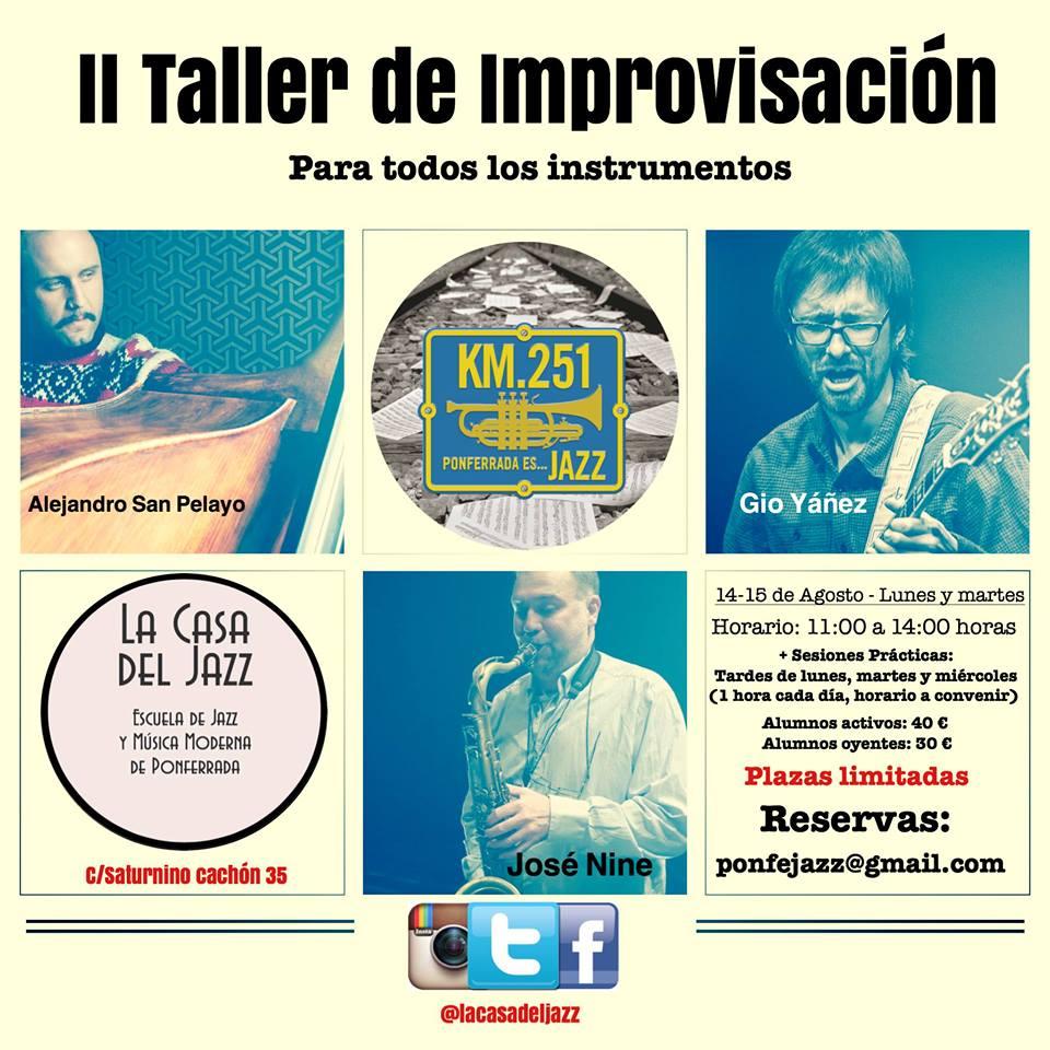 II Taller De Improvisación