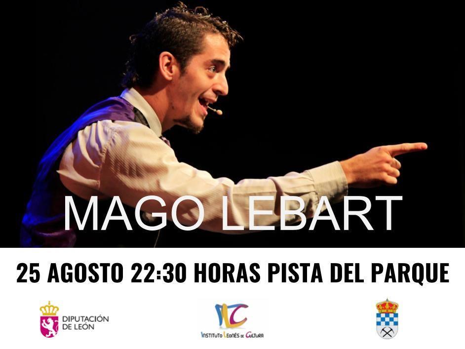 Magia: Mago Lebart