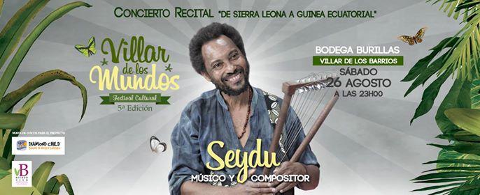 Concierto recital de SEYDU