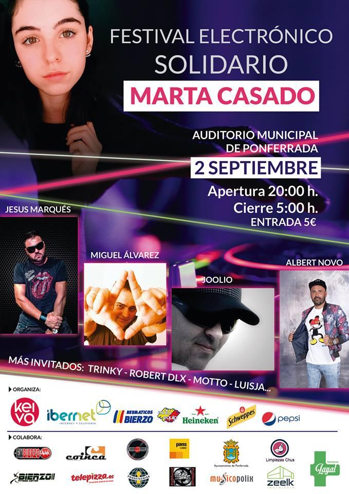 Festival Electrónico Solidario