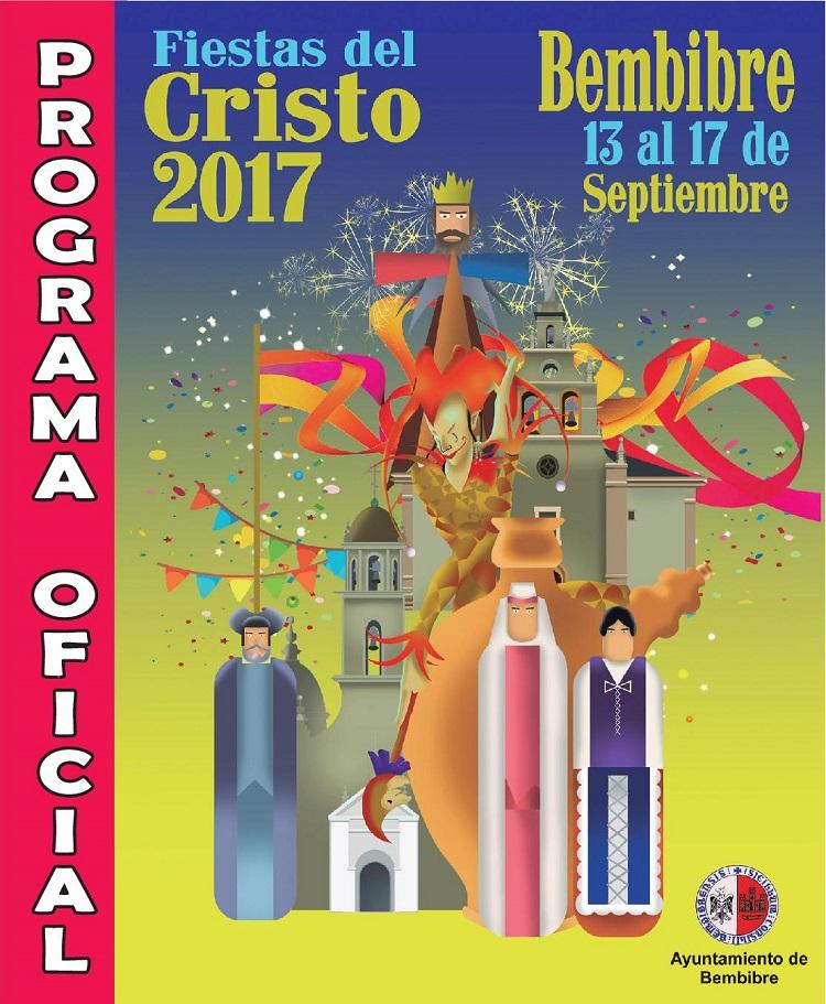 Fiestas del Cristo 2017 en Bembibre. Programa completo 2