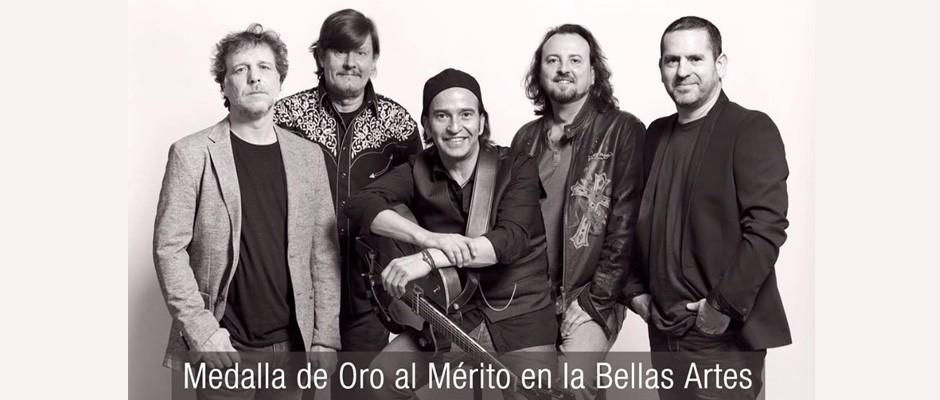 La música de los Secretos y +dManá será la protagonista de 'El Acebo es... música' durante el mes de agosto 2