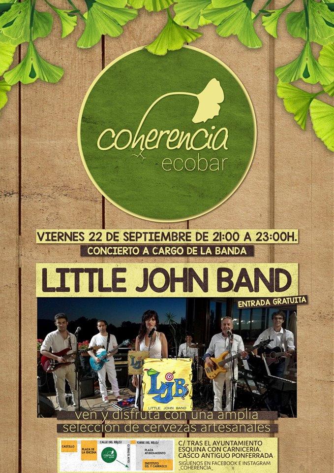 Concierto: Little John Band