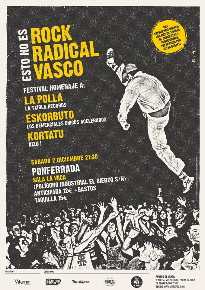 Esto no es Rock Radical Vasco