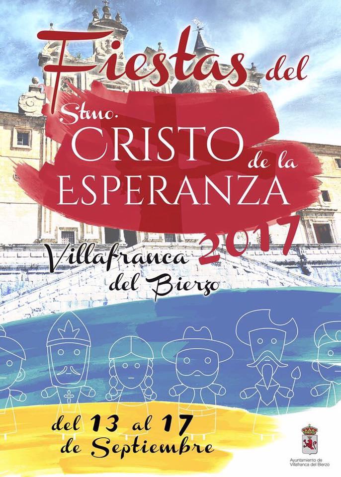 Fiestas del Cristo 2017  en Villafranca del Bierzo