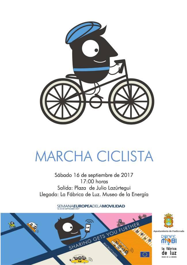 Marcha ciclista popular