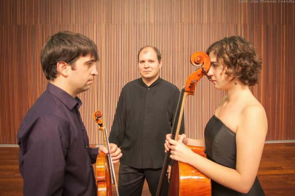 "Concierto: Krom Ensemble. Festival Internacional ""Cristóbal Halffter"""