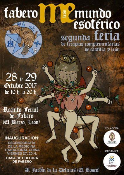 Fabero se apunta por segundo año al Mundo Esotérico con la 2ª Feria de Terapias Complementarias de CyL 4