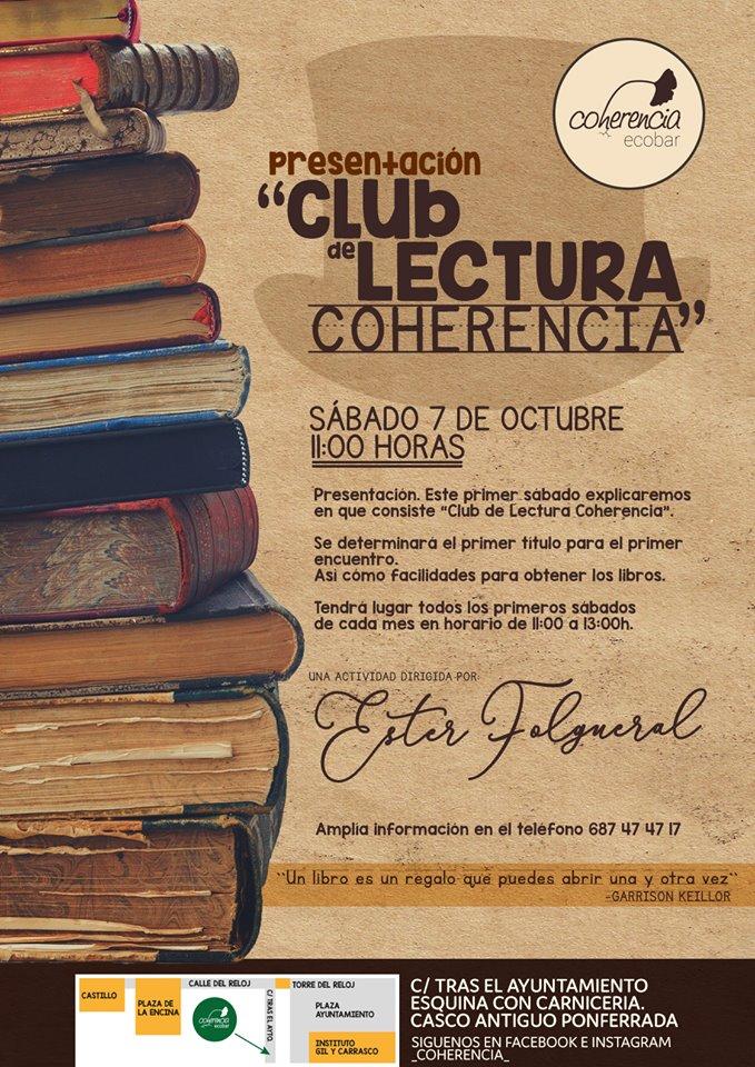 Presentación: Club de lectura