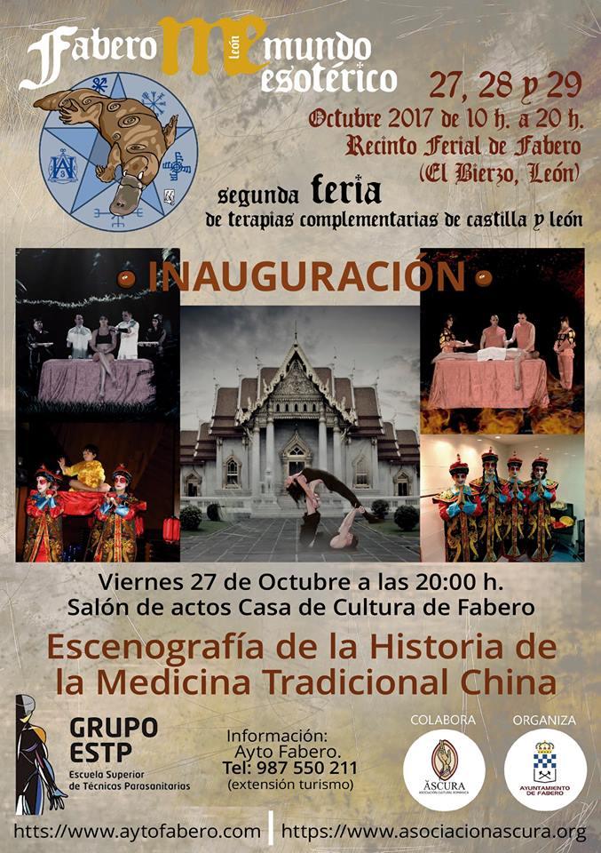 Fabero se apunta por segundo año al Mundo Esotérico con la 2ª Feria de Terapias Complementarias de CyL 2