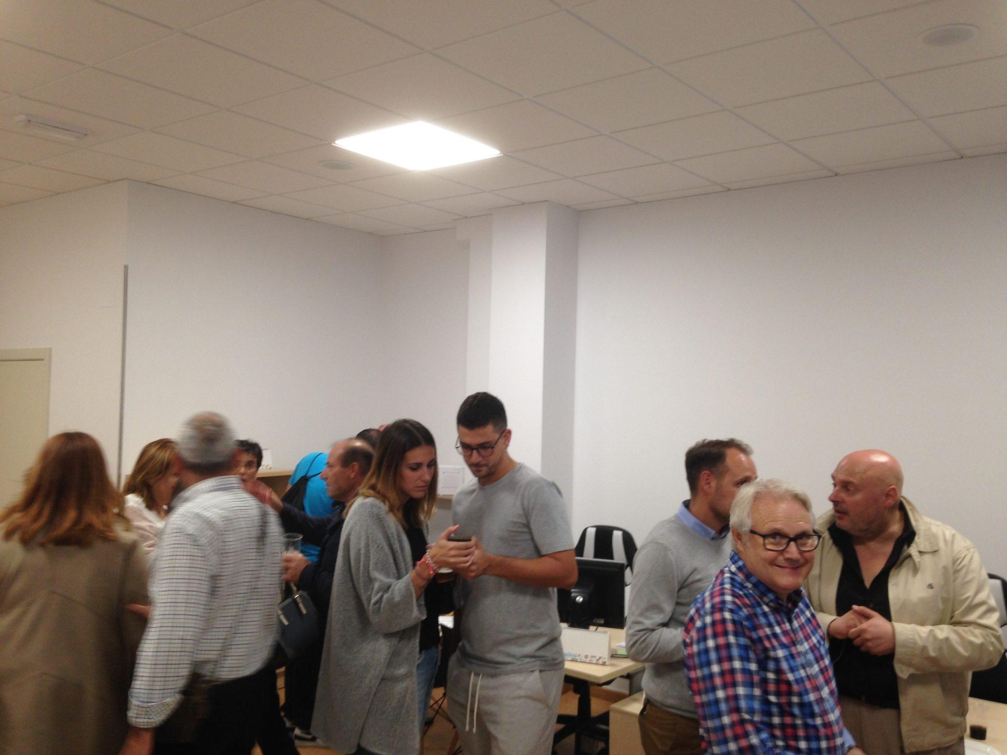 Inmobiliaria La Encina abre sus nuevas oficinas en el Bulevar de La Rosaleda 4