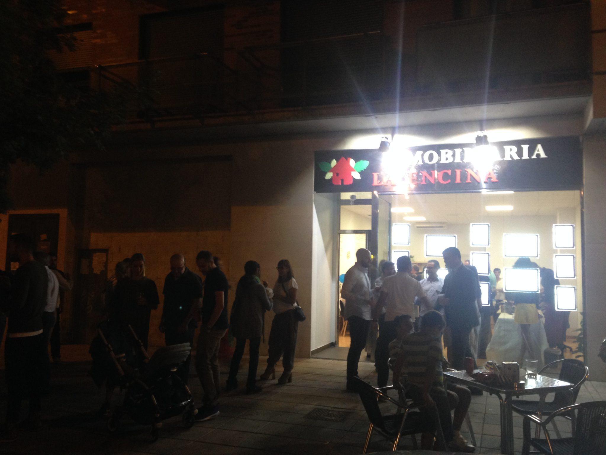 Inmobiliaria La Encina abre sus nuevas oficinas en el Bulevar de La Rosaleda 6