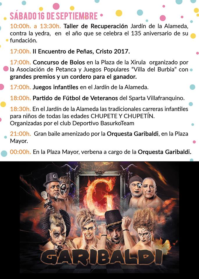 Fiestas del Cristo de la Esperanza 2017 en Villafranca del Bierzo 5