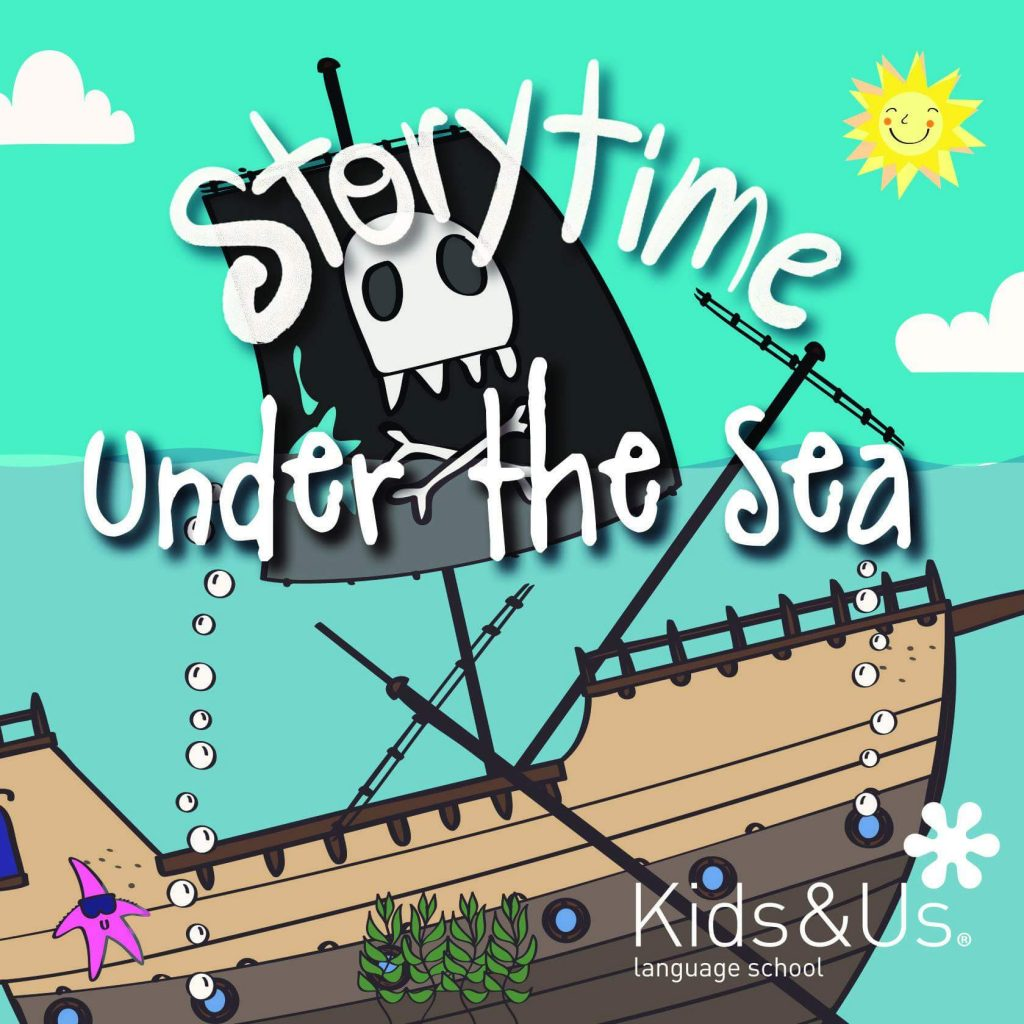 """Storytime """"Under the Sea 2"""
