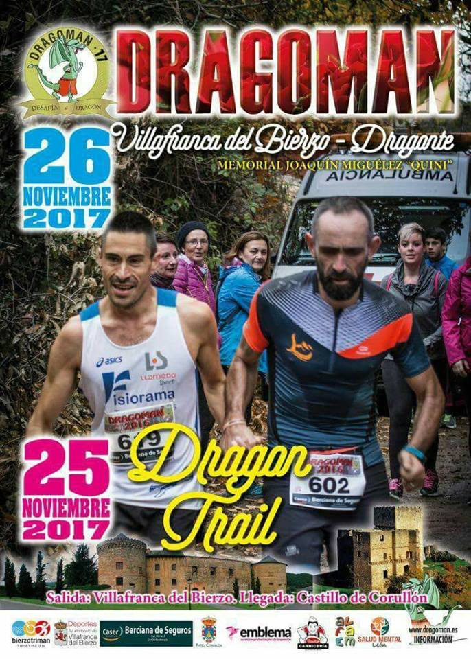 Carrera Dragonman 2017