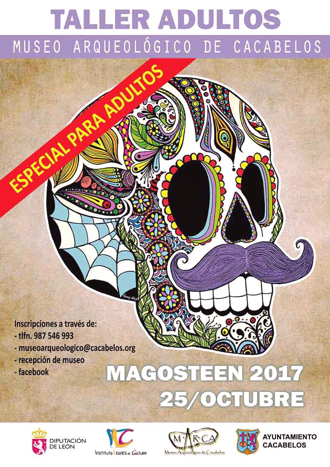 Taller Magosteen 2017 para adultos