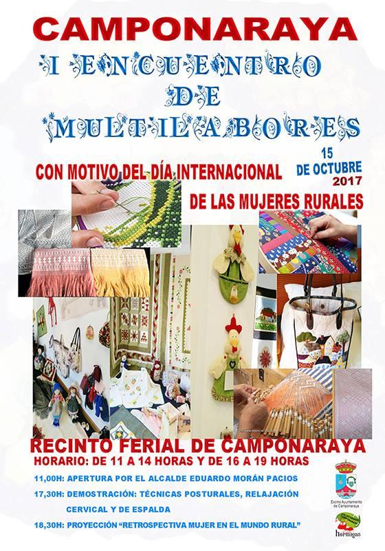 Camponaraya celebra su I Encuentro Multilabores 2