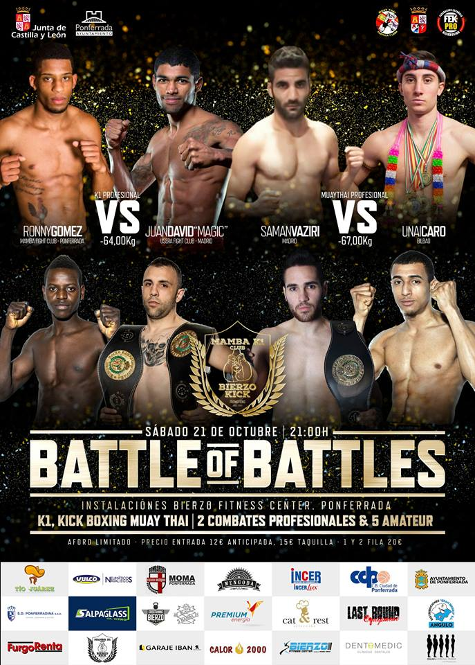 Battle of Battles 4