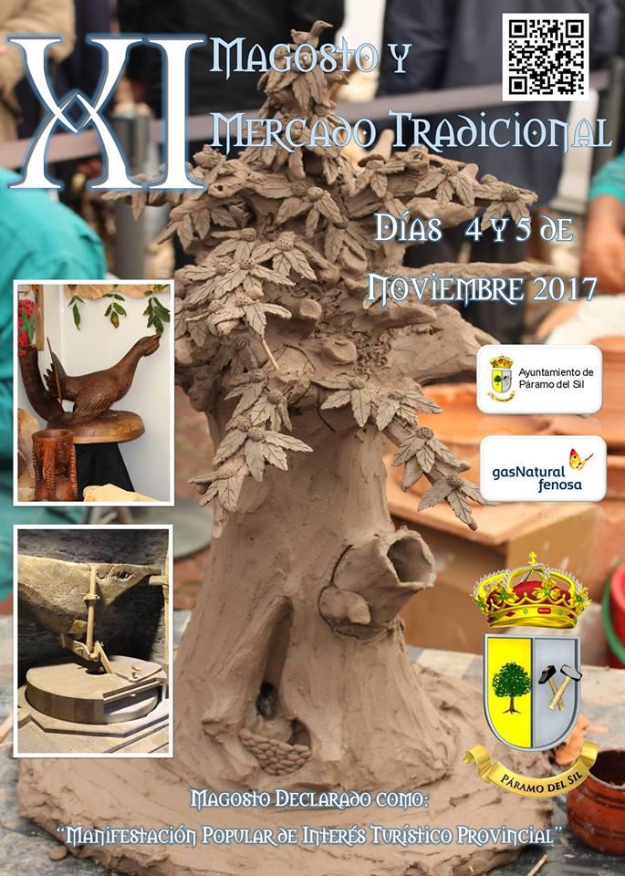 XI Magosto y Mercado Tradicional. 4 y 5 de noviembre 2017 2