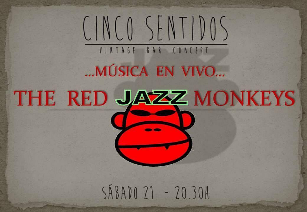 Concierto: The Red Jazz onkeys 4