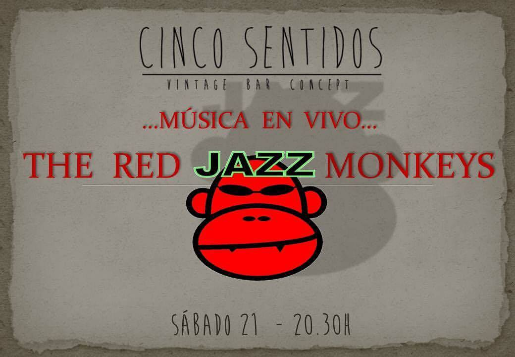 Concierto: The Red Jazz onkeys