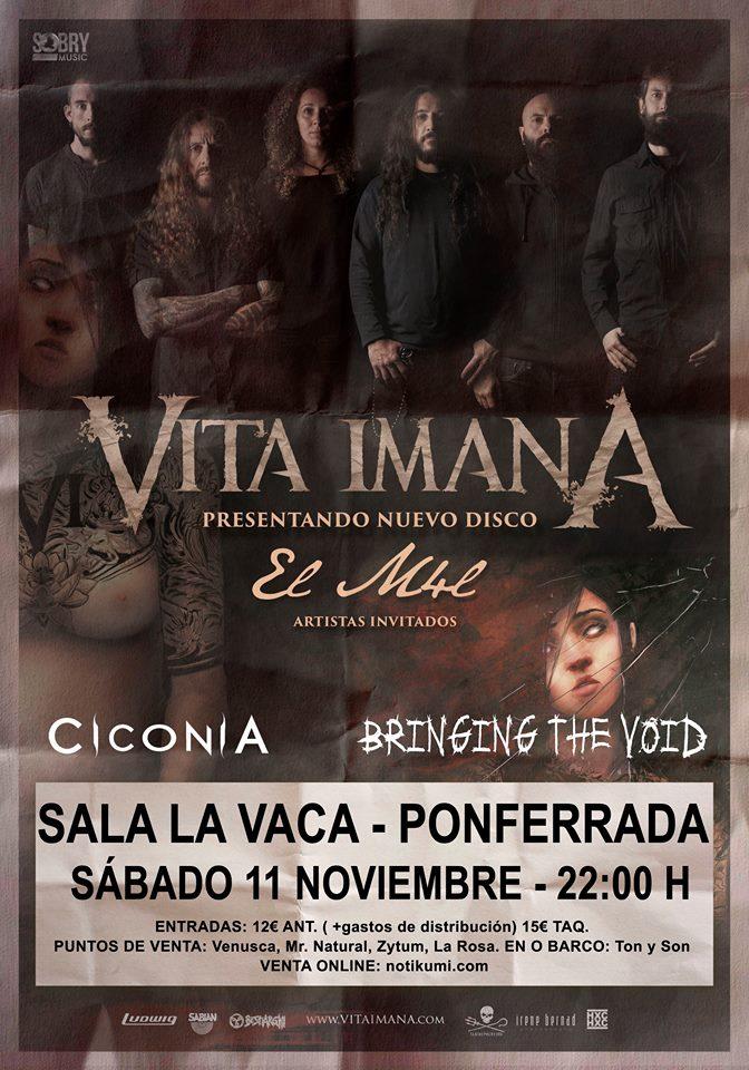 La fuerza de Vita Imana el sábado en Ponferrada 2