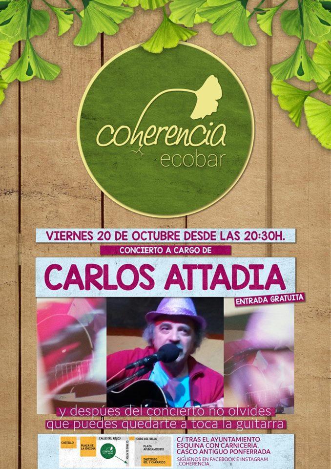 Concierto: Carlos Attadia