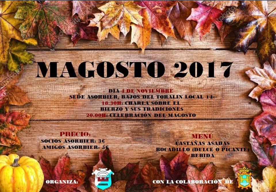 Magosto Asobier 2017