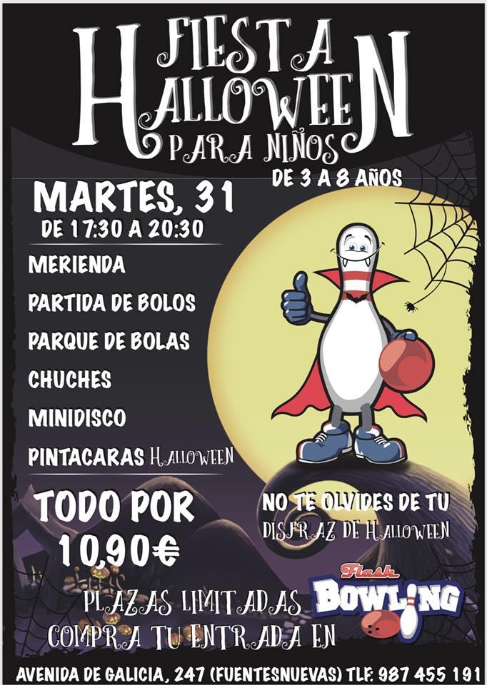 ¿Truco o trato? Fiestas de Halloween 2017 en Ponferrada y El Bierzo 11