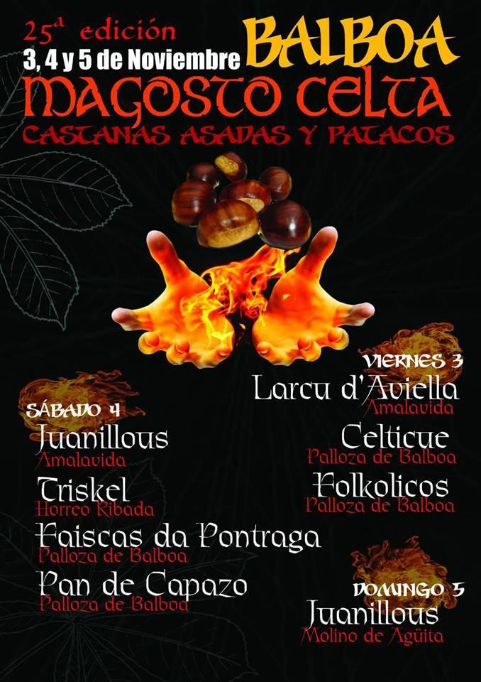 Magosto Celta de Balboa