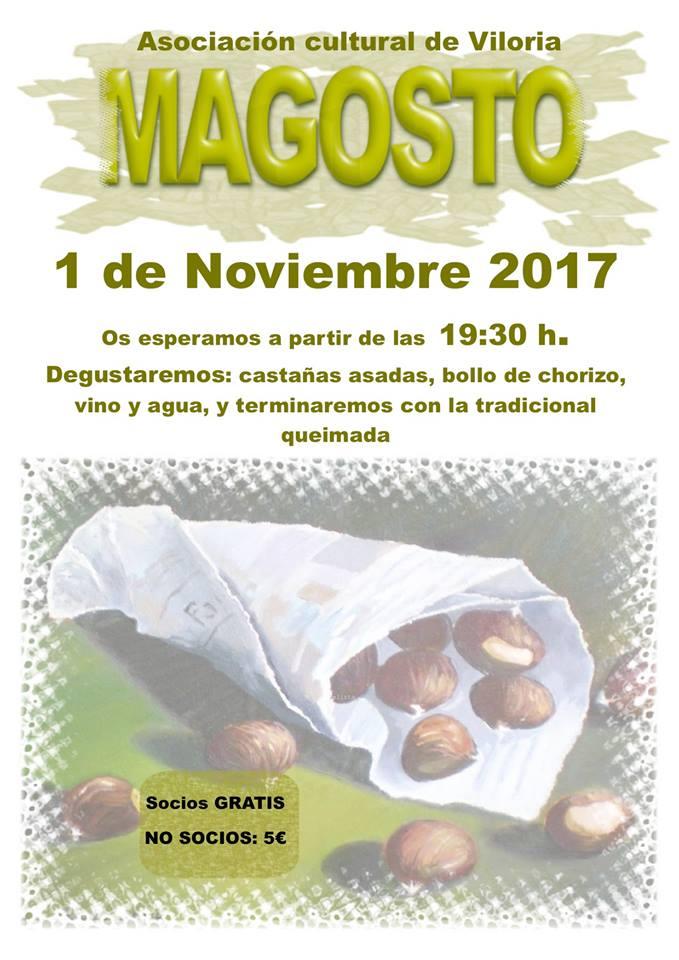 Magosto en Viloria 2017