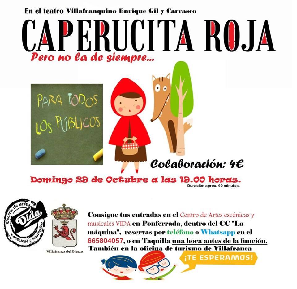 Teatro Caperucita Roja