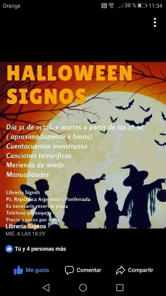 ¿Truco o trato? Fiestas de Halloween 2017 en Ponferrada y El Bierzo 25