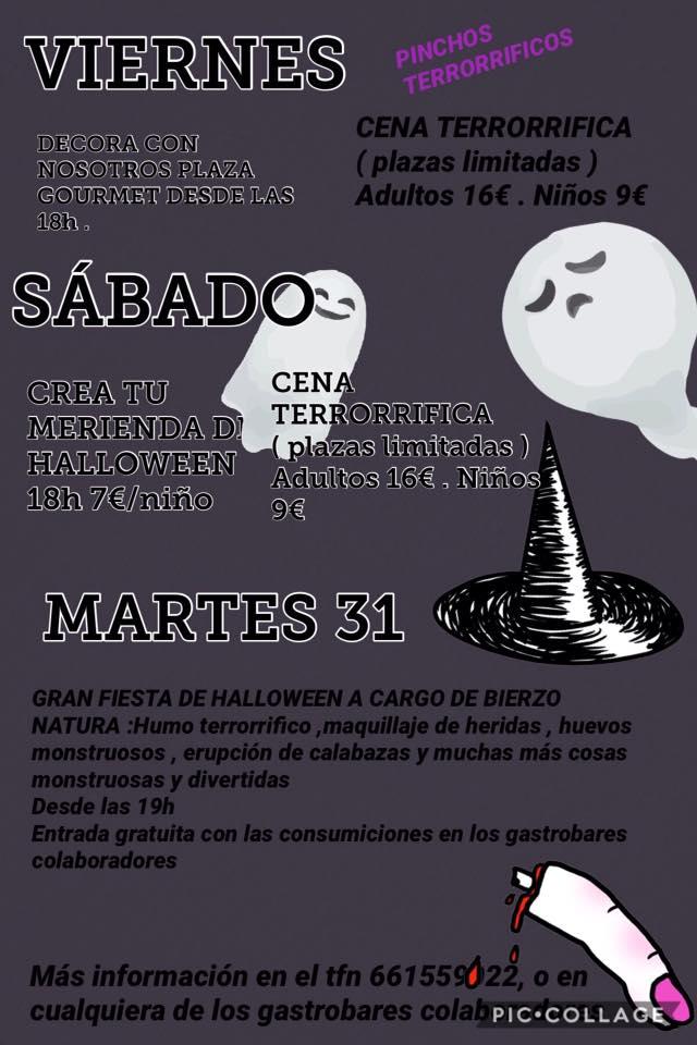 ¿Truco o trato? Fiestas de Halloween 2017 en Ponferrada y El Bierzo 29